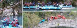 Rafting Athletic Center , Aristi Zagori