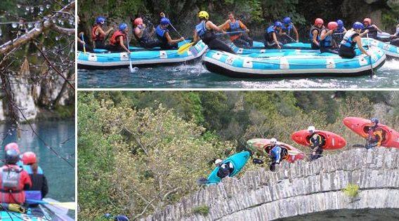 Rafting Athletic Center , Aristi Zagori