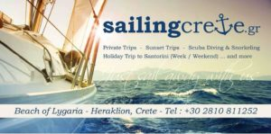 Sailing Crete , Heraklion