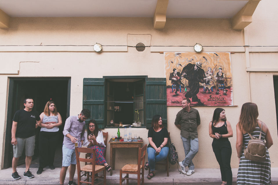 Chios Hora: The Local's Evening Food Tour