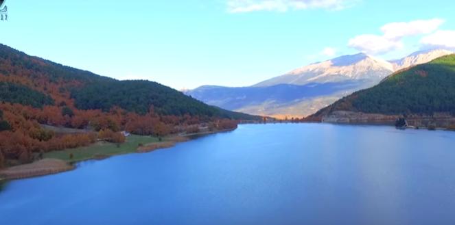 Lake Doxa , Peloponnese