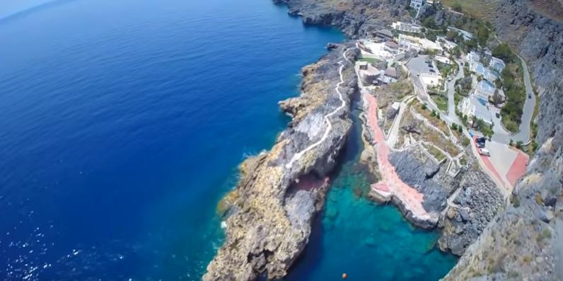 Pirates fjords , Rethymnon