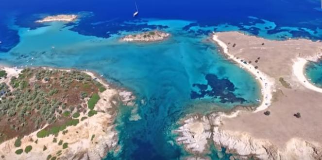Chalkidiki Blue Lagoon