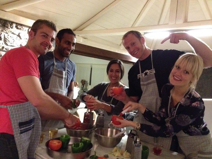 Mykonos Cooking Class
